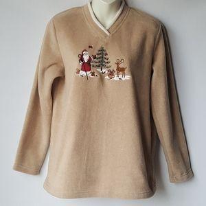Croft & barrow Women's Christmas Sweater Size S